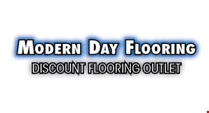 Product image for Modern Day Flooring Starting at 99¢/sq. ft. Waterproof Plank Flooring Lifetime Warranty.