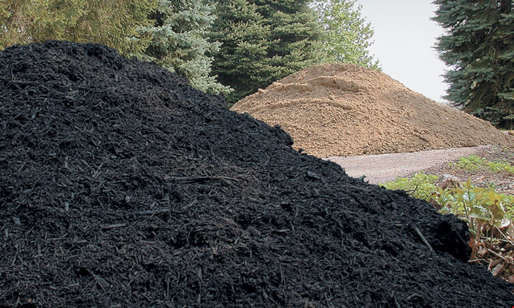 Product image for The Mulch Man $10 OFF Any Mulch Purchase (3 yards or more with delivery otherwise, pick up only.).