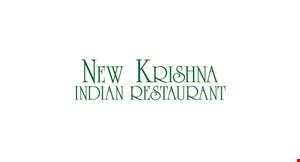 New Krishna Indian Restaurant logo