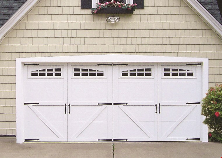 Product image for Overhead Door FREE KEYLESS ENTRY with the installation of any model garage door opener.