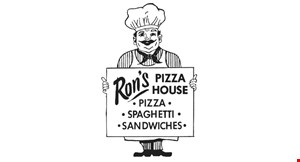 Ron's Pizza - Dayton logo
