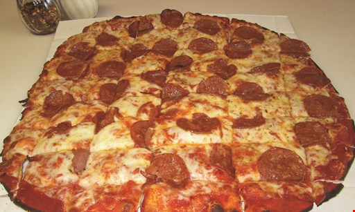 Product image for Ron's Pizza - Dayton Only $12.75 Family 1-Topping.