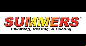 Summers Plumbing, Heating & Cooling logo