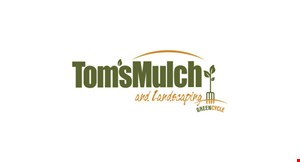 Product image for Tom's Mulch and Landscaping $10 off Delivery