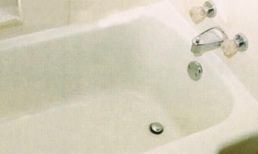 Product image for Tri-State Tub & Tile $50.00 OFF Tub Reglaze. $100.00 OFF Tile Reglaze.