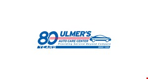 Product image for Ulmers Auto Care-Mt. Washington $30.00 Off Any Automotive Repair Service of $300 Or More Or $20 Off Any Automotive Repair Service of $200 Or More Or $10 Off Any Automotive Repair Service of $100 Or More