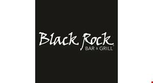 Black Rock Bar And Grill logo