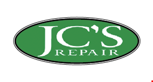 Product image for JC's Repair $10 OFF complete tune-up on all 2 stage snow blowers (drop-off only).