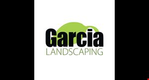 Garcia Landscaping logo