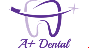 A+ DENTAL logo