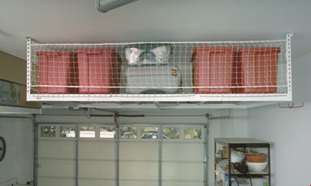 Product image for Smart Garage $1499 2 Car Garage Epoxy Coating
