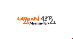 Product image for Urban Air Trampoline & Adventure Park $24.99 For 2 Admissions For 2.5 Hours (Reg. $49.98)