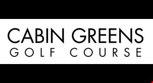 Cabin Greens Golf Course logo
