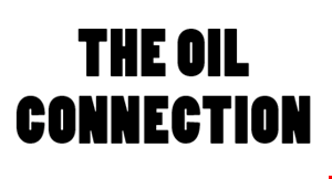 Product image for The Oil Connection $6 off standard oil change