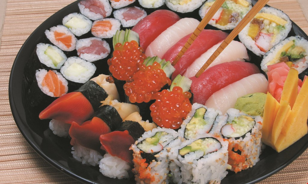 Product image for SUSHI KING 15% Off any purchase