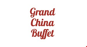 Grand China Buffet logo