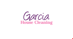 Garcia House Cleaning logo