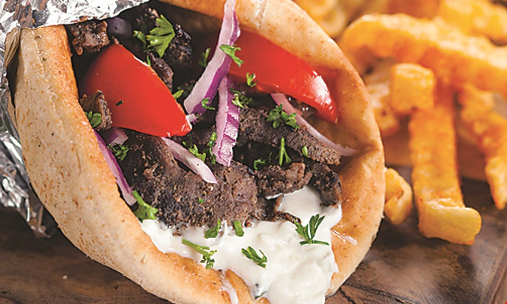 Product image for Gali's Gyro & Grill $28.69 - 4 gyros