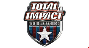 Total Impact Martial and Fitness logo