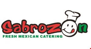 Sabrozon Fresh Mexican logo