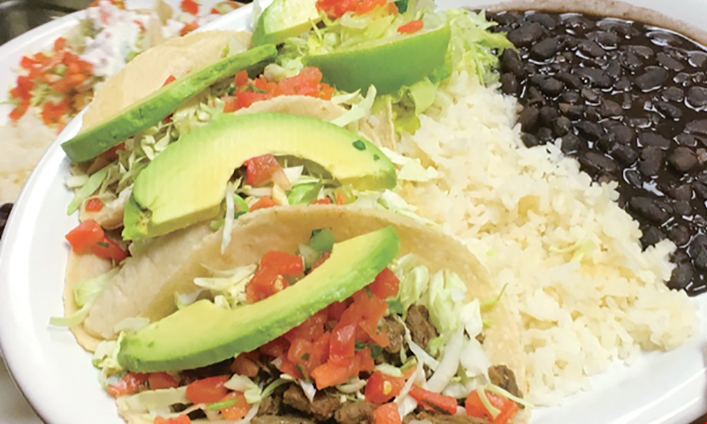 Product image for Sabrozon Fresh Mexican $10 OFF any purchase of $50 or more.