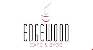 Edgewood Cafe & Byob logo