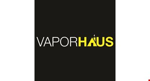 Product image for Vapor Haus $10 OFF ANY PURCHASE $40 OR MORE. Cannot be combined with other offers.