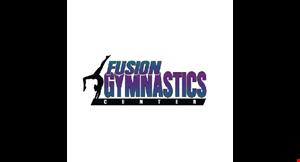 Fusion Gymnastics logo