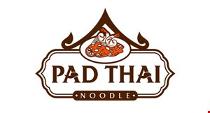 Product image for Pad Thai Noodle 10% Off total bill.