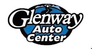 Glenway Auto Center logo