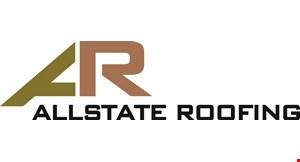 Allstate Roofing logo