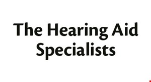 The Hearing Aid Specialists logo