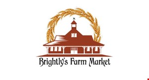 Brightly's Farm Market & Bakery logo