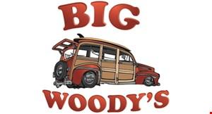 Big Woody's Sports Bar logo