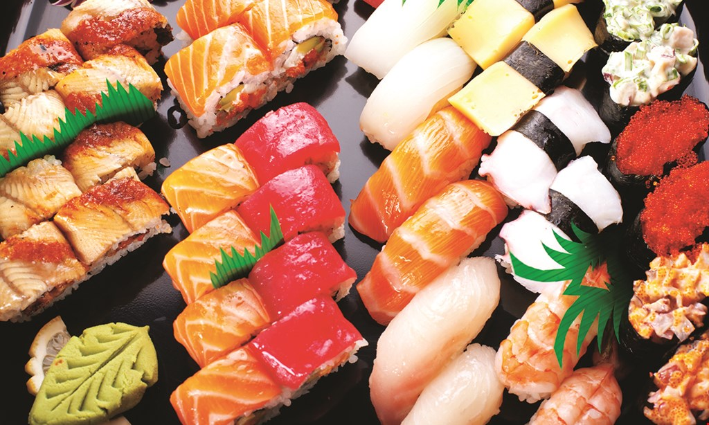 Product image for Megu Sushi $10 Off any purchase of $60 or moremon-thurs only