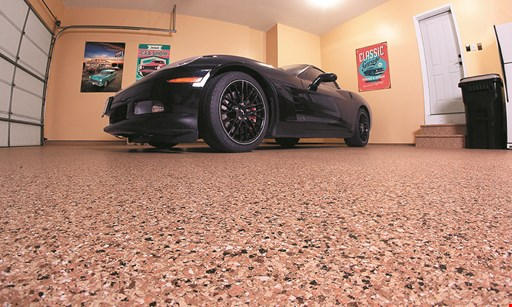Product image for Fortress Floors $200 off garage floor coating
