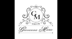 Salon Giavanna Marie logo