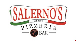 Product image for Salerno's Pizzeria & R. Bar $15 For $30 Worth Of Casual Dining