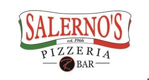 Salerno's Pizzeria & R. Bar logo