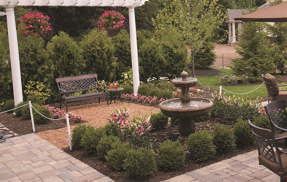 Product image for Serene Aqua Landscaping $300 Off any landscaping, paver patio, pond or retaining wall job of $1,500 or more
