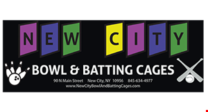 New City Bowl & Batting Cages logo
