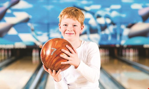 Product image for New City Bowl & Batting Cages FREE admission for birthday child have a party with 15 or more guests and the birthday child's admission is free.