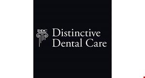 Distinctive Dental Care logo