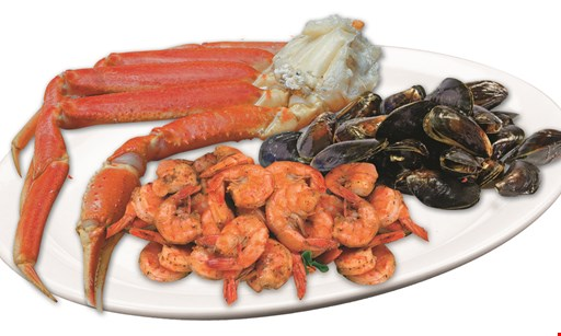 Product image for ADELPHIA SEAFOOD $10 off any purchase of $60 or more.