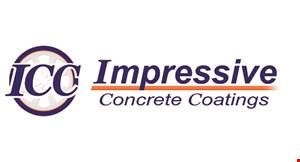 Impressive Concrete Coatings logo