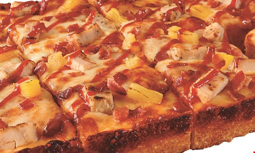 Product image for Jet's Pizza $9.99 Large Pizza With Premium Mozzarella & 1 Topping