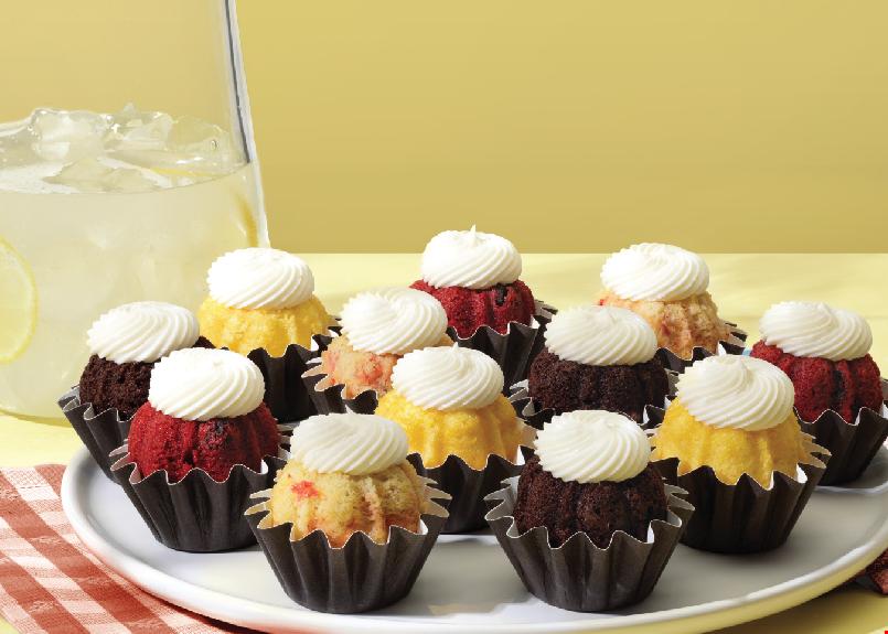 Product image for Nothing Bundt Cakes - Laverne Free Bundtlet