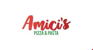 Amici's Pizza & Pasta logo