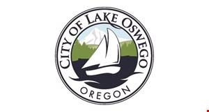 LAKE OSWEGO PUBLIC GOLF COURSE logo