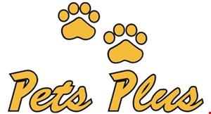 Pets Plus logo